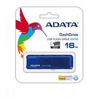 Adata DashDrive UV110 16GB USB2.0 niebieski