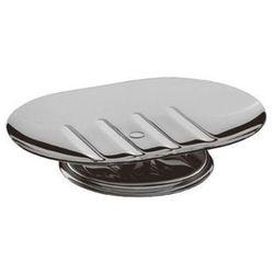 Mydelniczka łazienkowa stojąca Merida mosiądz chromowany, MHA09