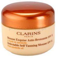 Clarins  sun self-tanners pianka samoopalająca do twarzy i ciała spf 15 + do każdego zamówienia upomin