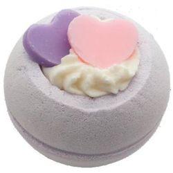 Bomb Cosmetics Two Hearts - musująca kula do kąpieli (5037028250501)
