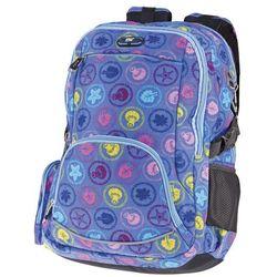 Plecak szkolno-sportowy SPOKEY 838001 Fioletowy, kup u jednego z partnerów