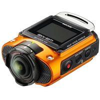 Kamera sportowa RICOH WG-M2 Pomarańczowy + DARMOWY TRANSPORT!