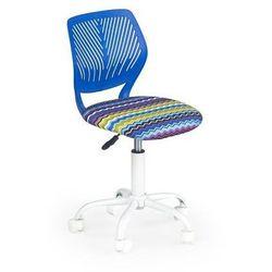 Halmar Krzesło dziecięce bali niebieski