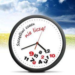 Zegar Szczęśliwi Czasu Nie Liczą