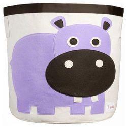 Kosz na zabawki - hipopotam, marki 3 sprouts