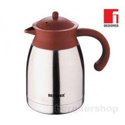 DZBANEK ZAPARZACZ DO HERBATY BERGNER BG-5991 600ml - produkt z kategorii- Zaparzacze i kawiarki