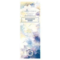Wosk zapachowy deszczowy dzień wyprodukowany przez Aromatique
