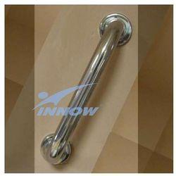 Innow Uchwyt łazienkowy ścienny prosty z krytym mocowaniem 30 cm inox gkn 101