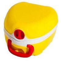My Carry Potty Nocnik przenośny, podróżny - Żółty, towar z kategorii: Nocniki