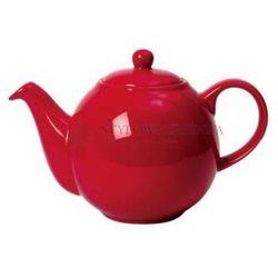 Dzbanek 1,1 l, czerwony London Pottery