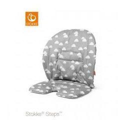 Poduszka do krzesełka ® steps™ grey clouds marki Stokke