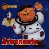 Astronauta Zawody, oprawa miękka