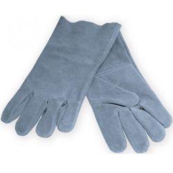 Rękawice spawalnicze DEDRA BH1005 Szary (5902628210166)