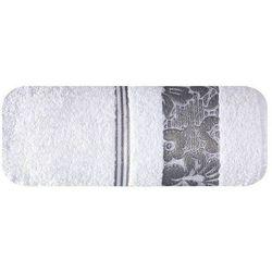 Ręcznik sylwia 70x140 biały marki Eurofirany