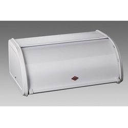 - pojemnik na pieczywo classic mini 33 cm - biały - biały marki Wesco