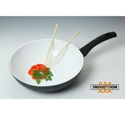 Ballarini  - rivarolo wok ceramiczny, indukcyjny średnica: 28 cm