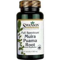 Muira Puama - drzewo potencji - twardy jak nigdy
