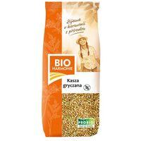 Bio harmonie Kasza gryczana bezglutenowa bio 500g bioharmonie (8594008910062)