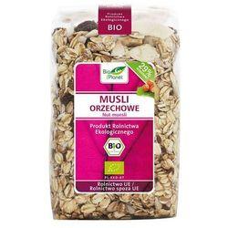 Bio Planet: musli orzechowe BIO - 300 g, kup u jednego z partnerów
