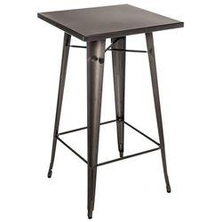 Stół barowy paris - metaliczny marki D2.design