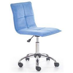 Młodzieżowy fotel obrotowy lafix - niebieski marki Producent: elior