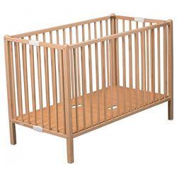 Candide łóżeczko dziecięce romeo natural (3103940066000)