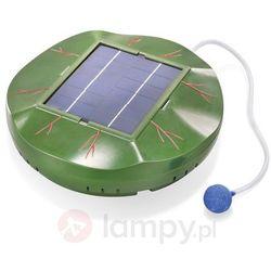 Napowietrzacz pływający solarny floating air 101875, maks. 120 l/h, (Øxw) 250 mmx65 mm marki Esotec