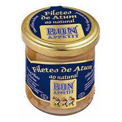 Bon appetit Filety z tuńczyka w sosie własnym 150g