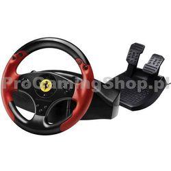ferrari kierownica wyścigowa red legend edition wyprodukowany przez Thrustmaster