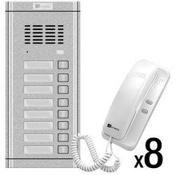 Zestaw domofonowy 8 rodzinny WL-02NE-8, ZD2488