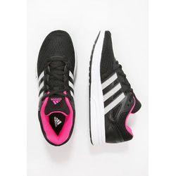adidas Performance GALAXY 2 Obuwie do biegania treningowe core black/white/shock pink - produkt z kategorii- o