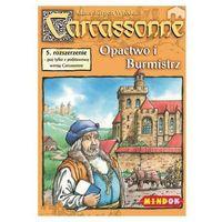 HANS IM GLUCK Carcassonne: 5. dodatek - Opactwo i Burmistrz (edycja polska), kup u jednego z partnerów
