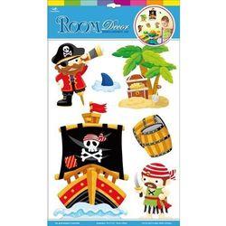 Naklejka na ścianę dla dzieci Piraci - produkt z kategorii- Dekoracje i ozdoby dla dzieci