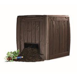 Kompostownik KETER Deco Composter 340L + DARMOWY TRANSPORT! + Zamów z DOSTAWĄ JUTRO! z kategorii kompostowniki