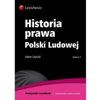 Historia prawa Polski Ludowej (ISBN 9788378067085)