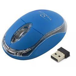 Bezprzewodowa mysz optyczna Titanum Condor Niebieska