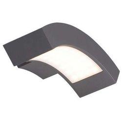 Lampa zewnętrzna Sweden LED ścienna grafit, towar z kategorii: Lampy ścienne