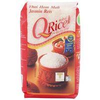 Q rice Ryż jaśminowy długoziarnisty 1 kg