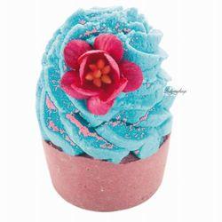Bomb Cosmetics - Chai High - Kremowa, nawilżająca babeczka do kąpieli - HERBACIANA - produkt z kategorii- S