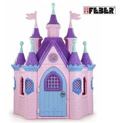 FEBER Domek Zamek Różowy Super Palace