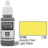 farba nr10 light yellow 17ml od producenta Vallejo