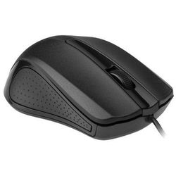 myš mus-101, optická, usb, černá wyprodukowany przez Gembird
