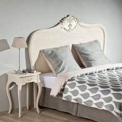 Dekoria Wezgłowie łóżka Alexandrine 198x5x154cm, 198x5x154cm