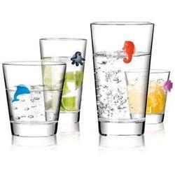 znaczki na szklanki mydrink 12 szt, ocean marki Tescoma