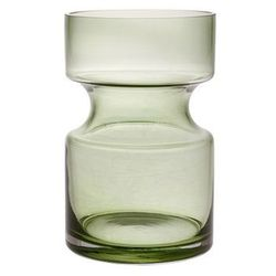 HK Living Szklany wazon zielony rozmiar M AGL4448 (8718921028288)