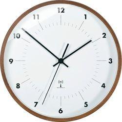 Tfa Zegar ścienny analogowy  98.1097 sterowany radiowo, (Øxg) 25.5 cmx5 cm