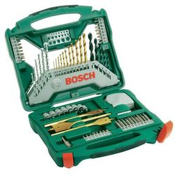 Zestaw BOSCH X-Line Titanium (70 elementów) + DARMOWY TRANSPORT!, towar z kategorii: Pozostałe narzędzia elektryczne