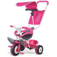 Rowerek trójkołowy SMOBY BABY BALADE /różowy/, kup u jednego z partnerów