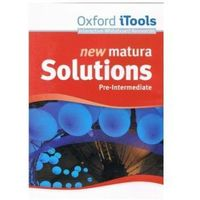 New Matura Solutions Pre-Intermediate. Oprogramowanie Tablicy Interaktywnej, Oxford University Press
