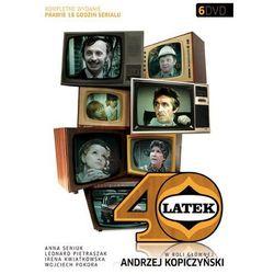 Czterdziestolatek (6dvd) - Zakupy powyżej 60zł dostarczamy gratis, szczegóły w sklepie, kup u jednego z pa